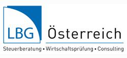 Logo LBG Österreich GmbH Wirtschaftsprüfung & Steuerberatung