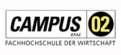 Logo CAMPUS 02 Fachhochschule der Wirtschaft GmbH