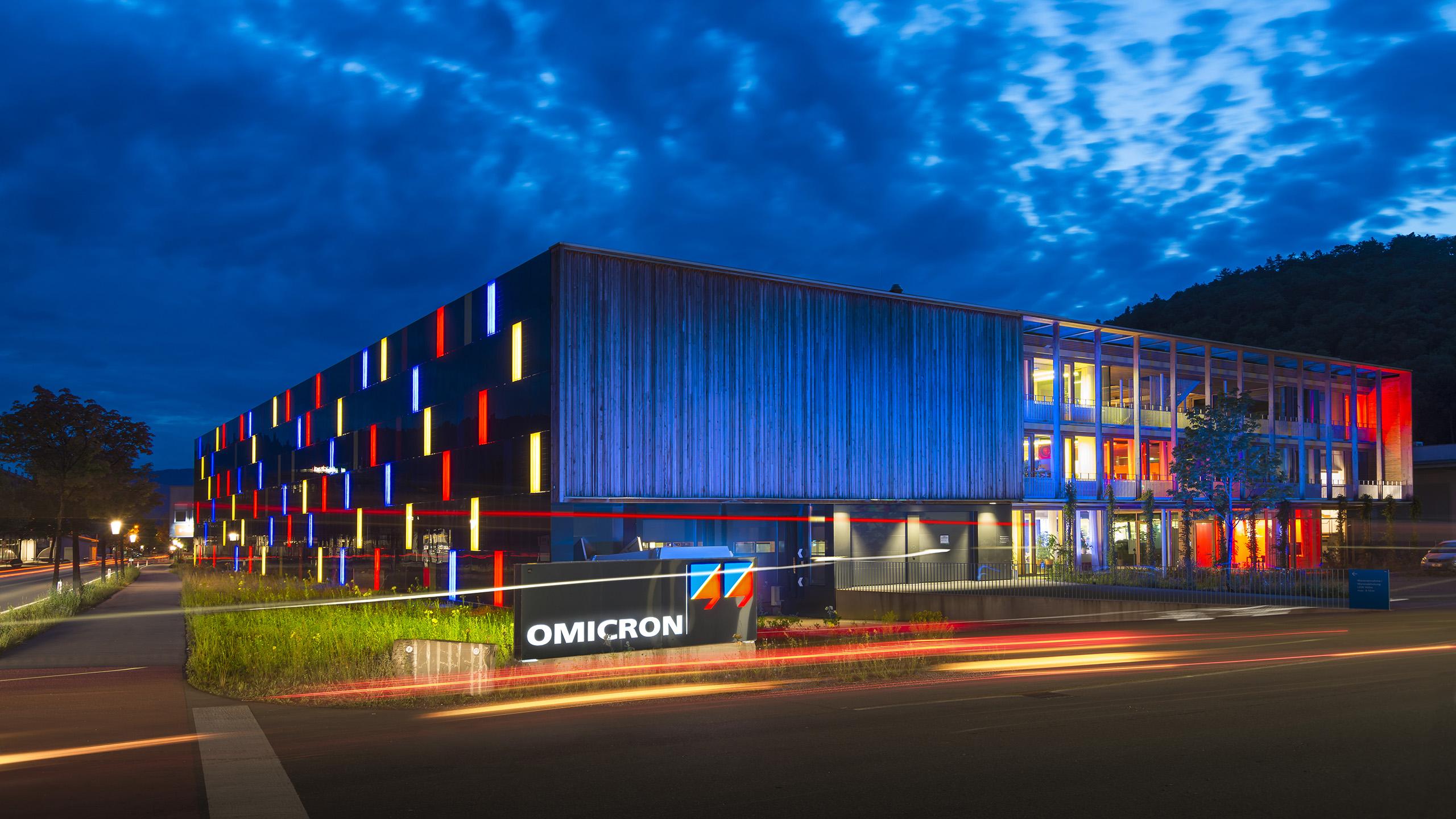 OMICRON electronics GmbH Foto