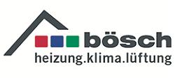 Logo Walter Bösch GmbH & Co KG