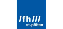 Logo Fachhochschule St. Pölten GmbH