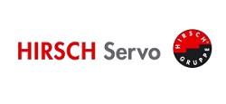 Logo HIRSCH Servo AG
