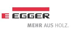 Logo EGGER - Mehr aus Holz