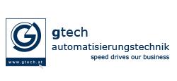 Logo GTech Automatisierungstechnik GmbH