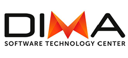 Logo DIMA Software Technology Center GmbH