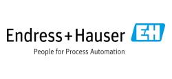Logo Endress+Hauser GmbH