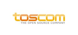 Logo toscom – webserver experts